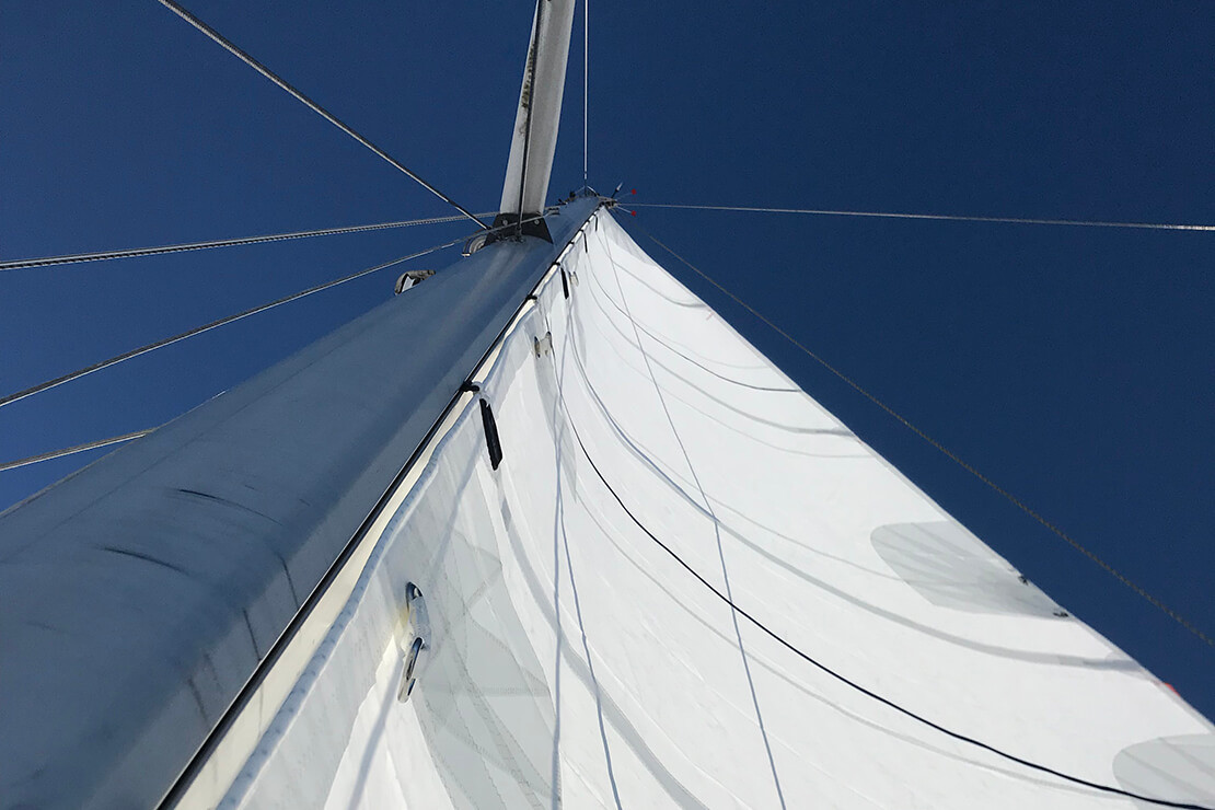All About Mainsails