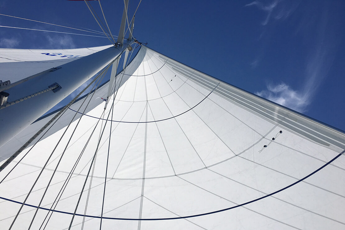 Choosing The Correct Headsail